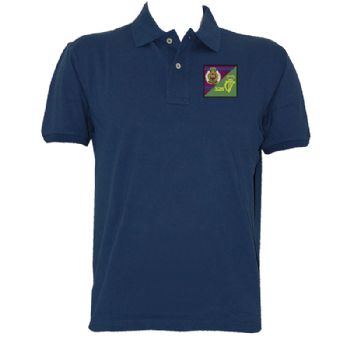 325 Embroidered Polo Shirt